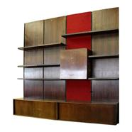 Wall Unit Shelving Borsani