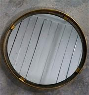 Solid Brass Mirror #2