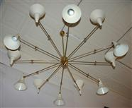 12-Arm Chandelier