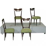 4 Italian Dining Chairs