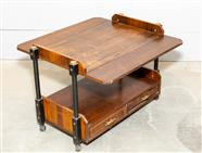 Rosewood Bar or Tea Cart